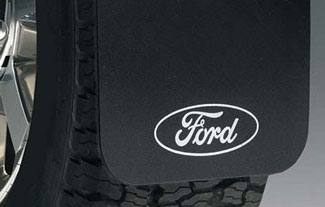 Splash Guards - Ford (BC3Z-16A550-BB)