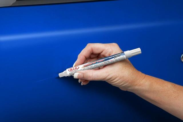 Touch-Up Paint Pen - Mirco Blue M6B
