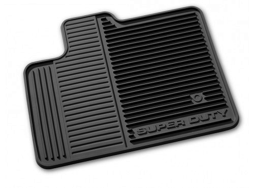 Floor Mats, All Weather, Front Set - Ford (DC3Z-2513086-A)