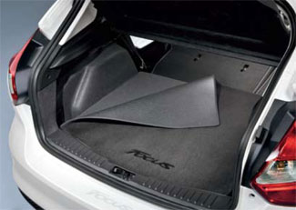Cargo Mat, Carpet (Vehicles W/O Sub-Woofer) - Ford (CV6Z-5811600-DA)
