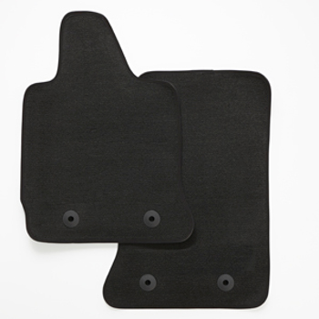 Floor Mats, Carpet, Front - GM (23444226)