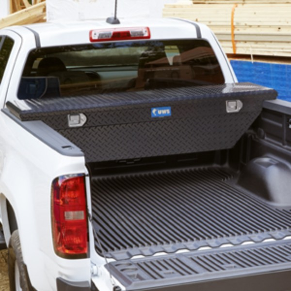 bed tool box, low profile - gm (19329975) | gmpartsnow