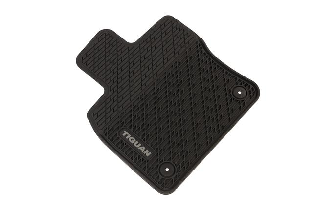 Monster Mats With Tiguan Logo (For 7-Seater) - Volkswagen (5NL-061-550-041)