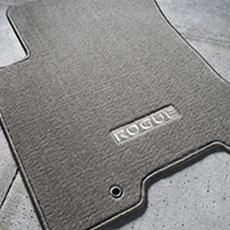 Floor Mats, Carpet - Nissan (999E2-GX001)