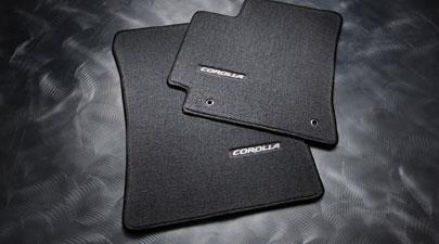 Carpet Floor Mats - Toyota (PT206-02102-45)