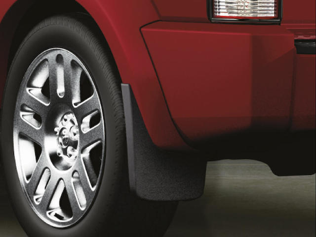 Deluxe Molded Splash Guards - Rear - Mopar (82210239)