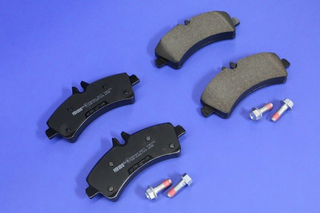 Disc Brake Pad Kit - Mopar (V2012603AE)