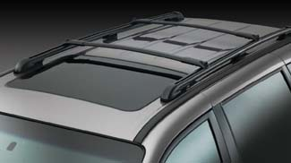 Luggage Rack - Mazda (0000-8L-F25)