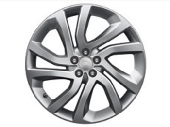 "Alloy Wheel - 20"" 5 Split-Spoke, 'Style 5011' - Land-Rover (LR073513)"