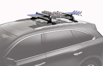 Ski Attachment, Roof Rack (6 Skis) - Acura (08L03-E09-200C)