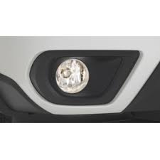 Fog Light Kit, Black