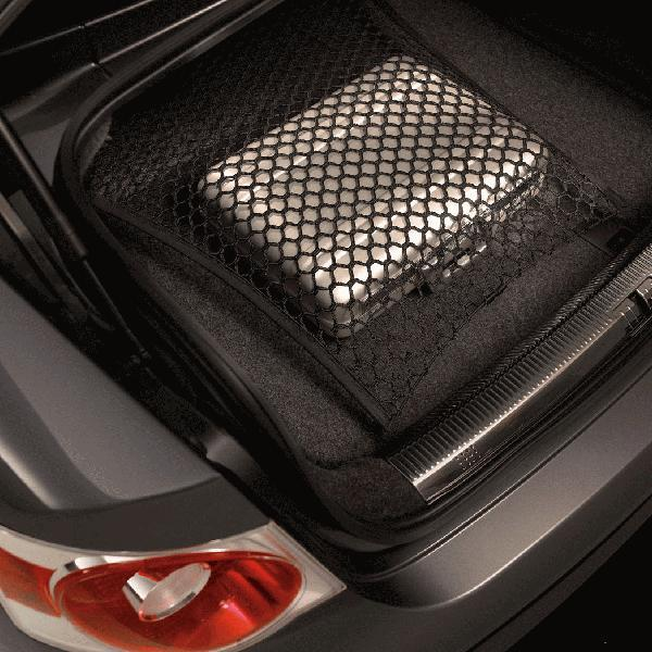 Luggage Net - Anthracite - Volkswagen (1KM-065-110-A)