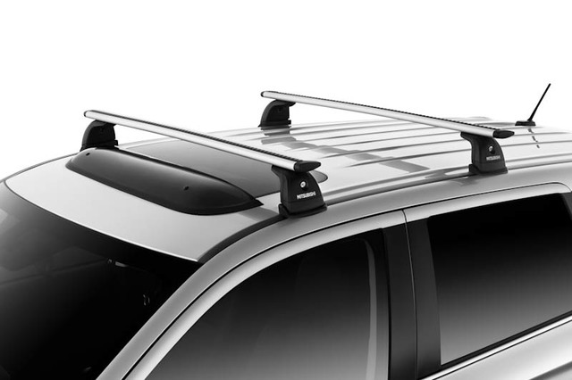 Roof Rack Crossbars, Aero