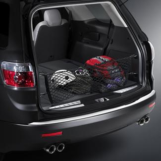 GM OEM Interior-Rear-Filler Panel 20837393
