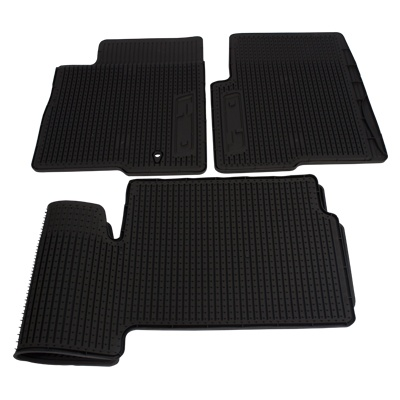 Floor Mats, All Weather Set