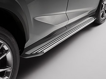 Running Boards - Lexus (PZQ44-42100)
