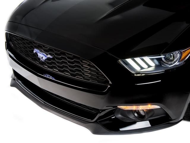 Grille Emblem, Lighted Pony
