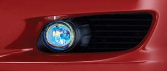 Fog Lights, Clear