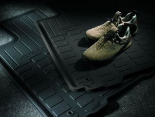 All Season Floor Mats - Honda (08P13-T0A-110A)