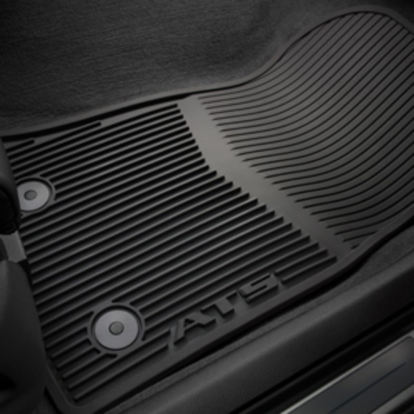 Floor Mats, All Weather - GM (22759927)