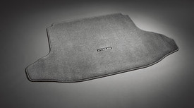 Cargo Mat, Carpet, Prius Logo, Dark Bisque