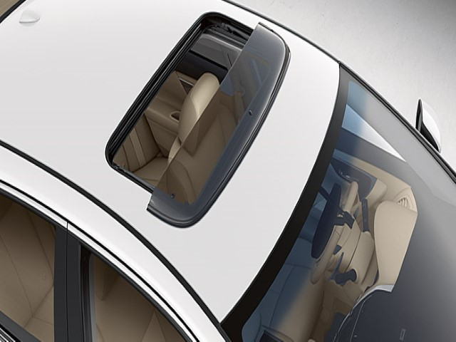 Air Deflectors, Moonroof - Nissan (999D4-UZ000)