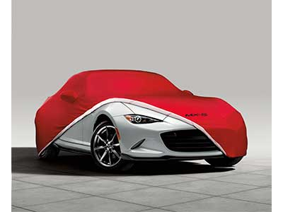 Car Cover, Indoor - MX-5