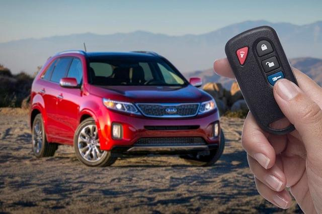 Remote Start, Key Start Model - Kia (1U056-ADU01)