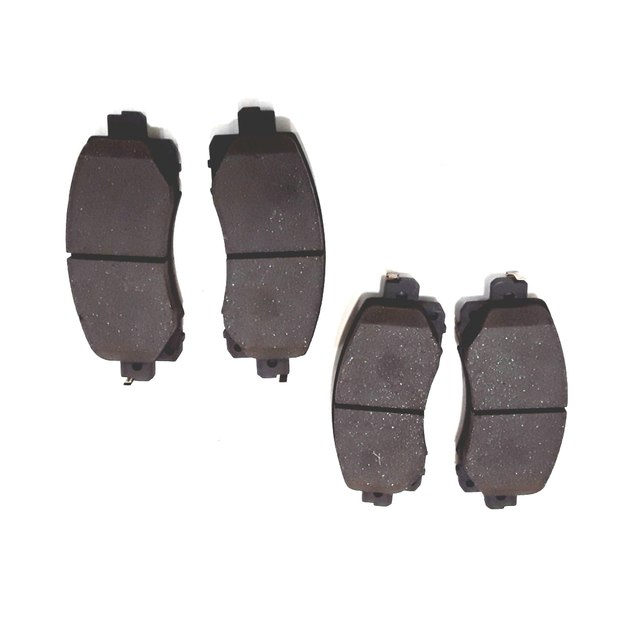 BRAKE PAD SET FRONT [ VIN REQUIRED ] Note: Hardware is sold separately - Subaru (26296FL030)