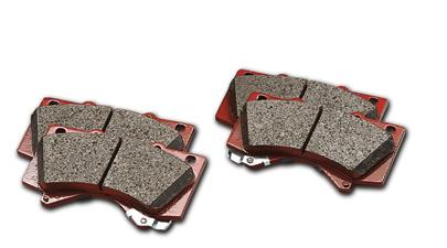 Trd, Performance Pads, Front - Toyota (PTR09-52071)