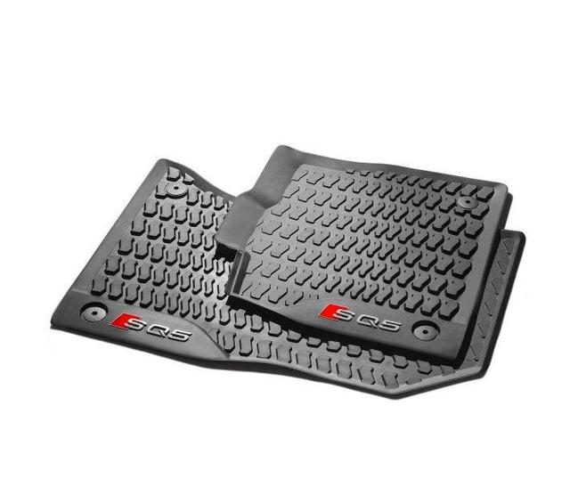 All Weather Floor Mats - Front, Rear