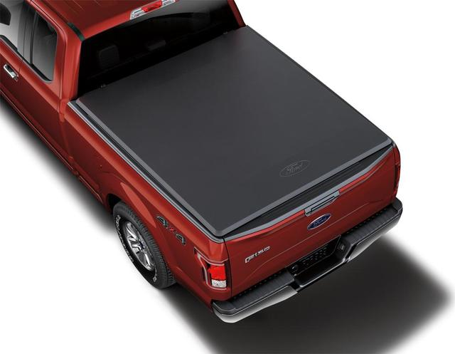 Tonneau Cover, Soft Folding By Advantage
