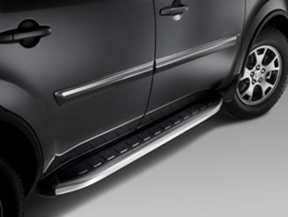 Running Board, Premium (Chrome)