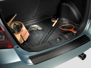 CARGO TRAY (2007-2008 FIT)