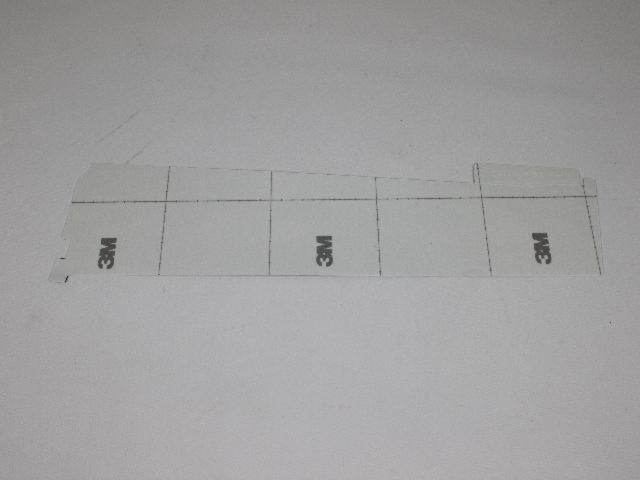 Genuine Chrysler 55372277AD B-Pillar Applique