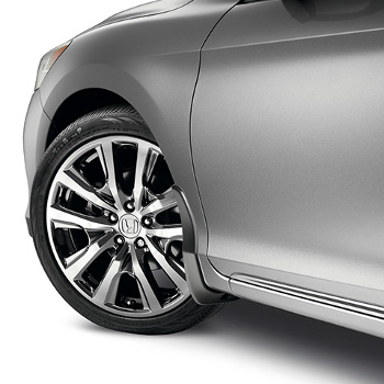 Splash Guard Set (W/Side Sill)
