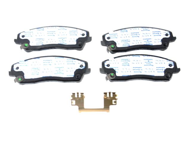 Front Disc Brake Pad Kit 5174001AC