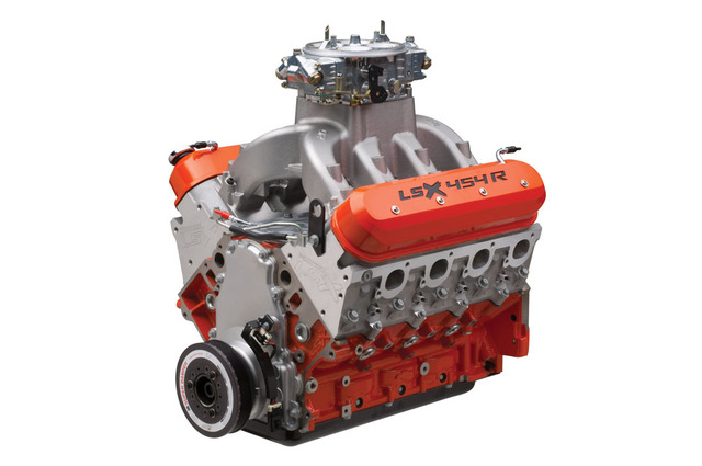Chevrolet Performance LSX454R Crate Engine