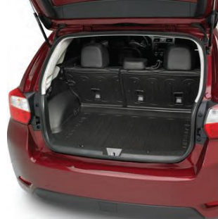 CARGO TRAY - FIVE-DOOR CAR - Subaru (J501SFJ700)