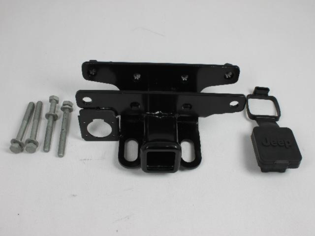 2006-2010 Jeep Grand Cherokee Commander Hitch Receiver - Genuine OEM - Mopar (82208219)