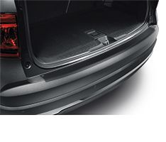 Applique, Rear Bumper