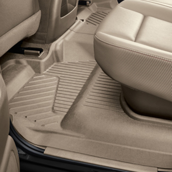 Floor Liner, All-Weather, Second Row