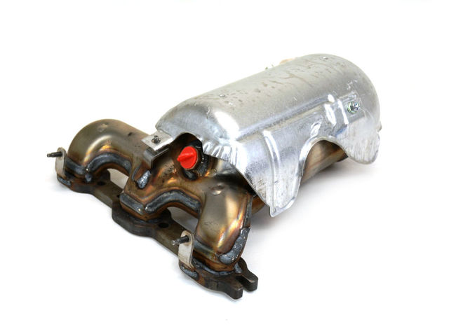 Exhaust And Catalytic Converter Manifold, Left, Front - Mopar (5171141AC)