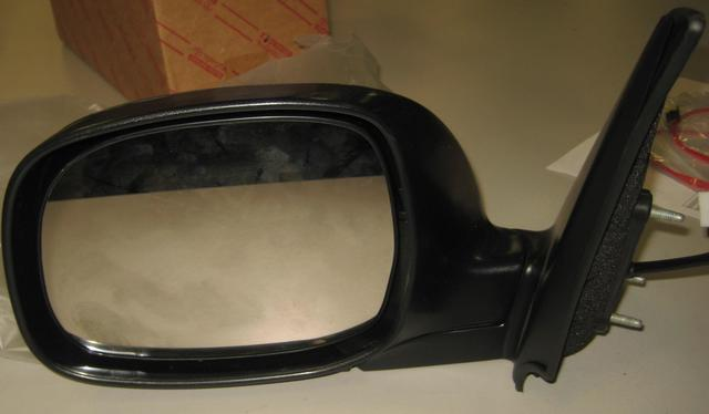 Genuine Toyota 87940-0C070-A1 Rear View Mirror Assembly