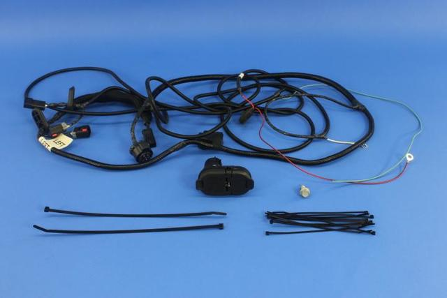 Trailer Tow Wiring Harness - 7 To 4 Pin on