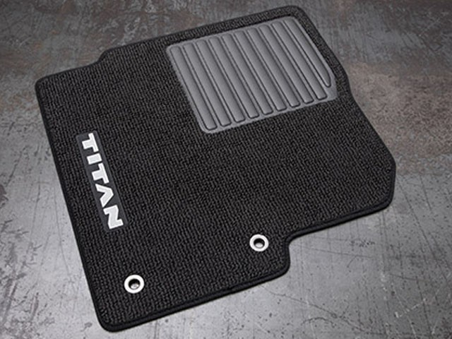Floor Mats, Carpet - Nissan (999E2-W4001)