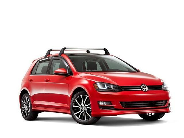 Base Carrier Bars - 4 Door - Volkswagen (5G4-071-126)