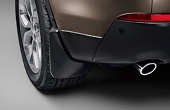 Mudflaps - Rear, 5+2 Seats - Land-Rover (VPLCP0277)