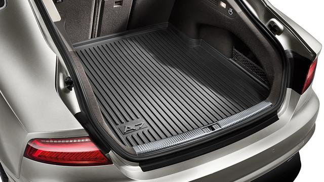 All-Weather Cargo Mat - Black - Audi (4G8-061-180-A)