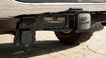 Tow Hitch Receiver, Class Iv - Toyota (PT228-34074)